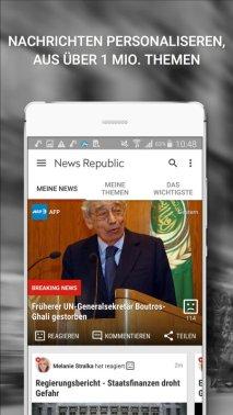 News Republic Update