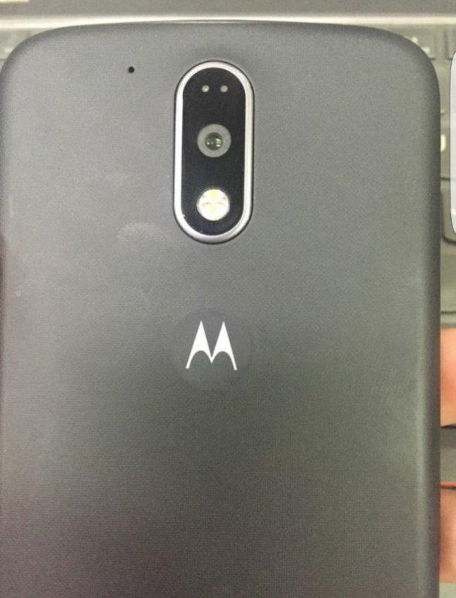 Moto G4 by Lenovo Leak