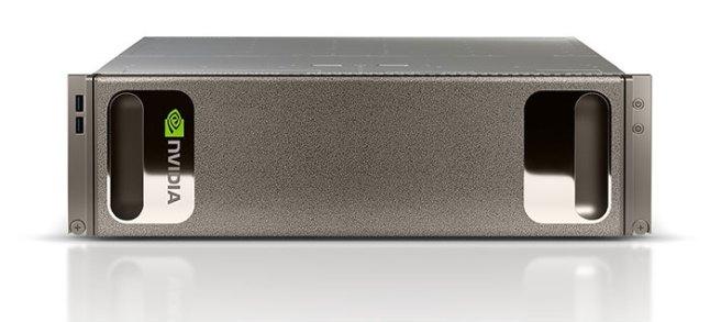 NVIDIA DGX-1 Super-Computer