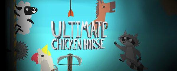 Ultimate Chicken Horse: Das Party Game für die NVIDIA Shield