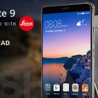 Huawei Mate 9:  Ab sofort im Handel inklusive Update