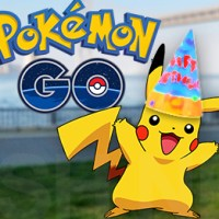 Pokémon GO: Ab Sonntag Geburtstags-Pikachu fangen