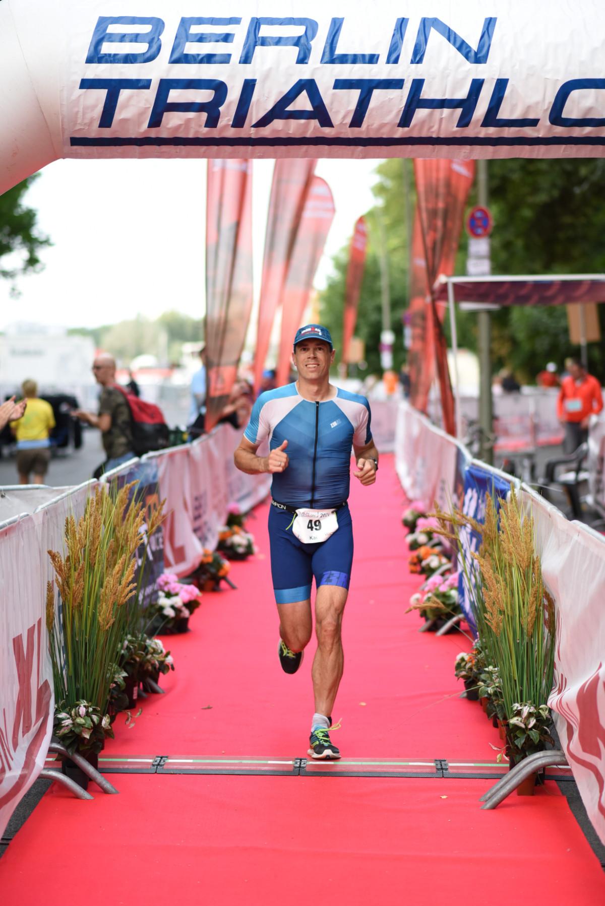 Berlin Triathlon 2021