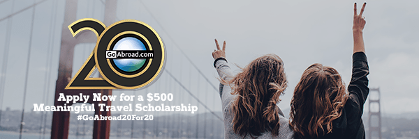 GoAbroad scholarships
