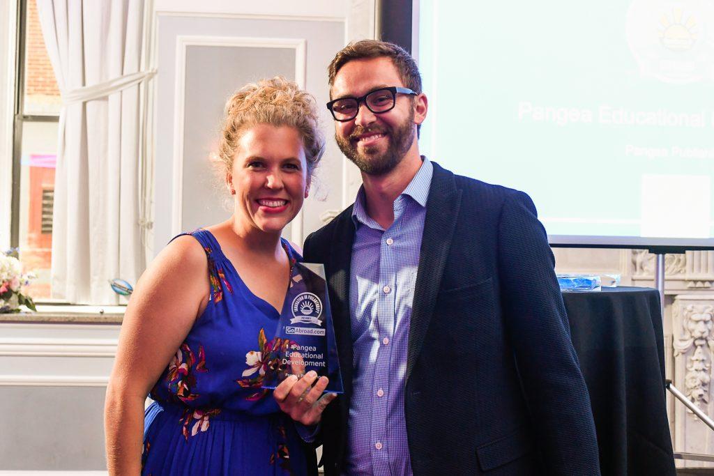 pangea award