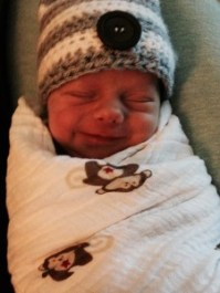 Welcome Baby Archer!