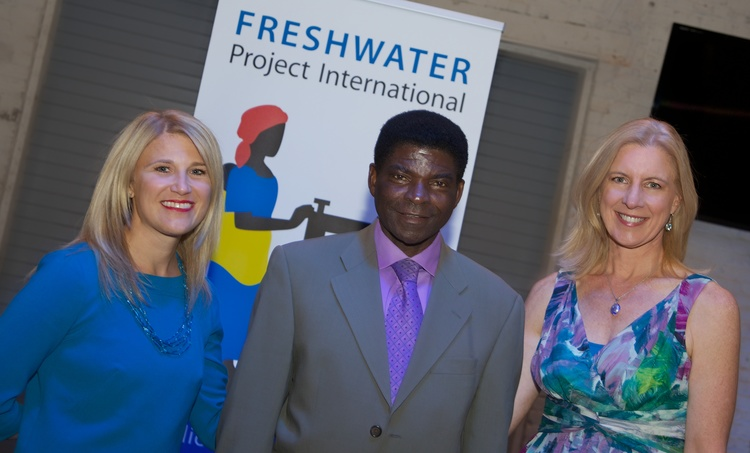Founders of Freshwater Project International