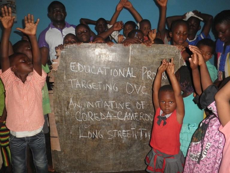 Children in Cameroon