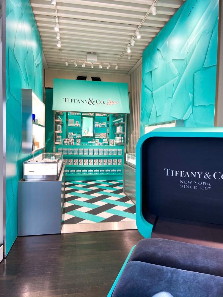 Tiffany Cafe Cat Street