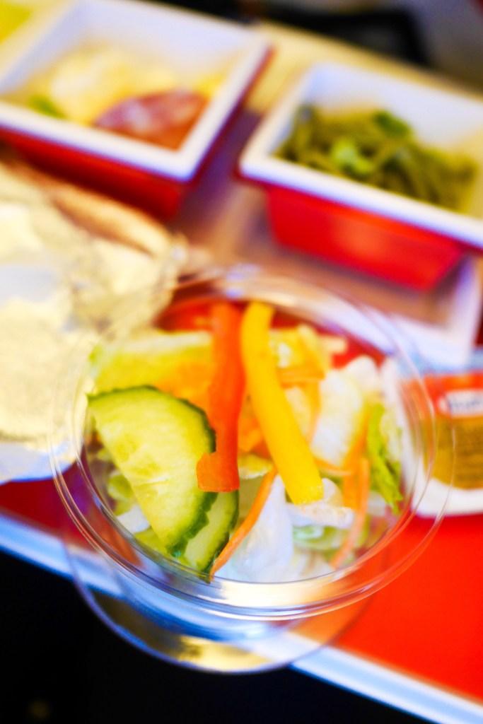 JAL Fresh Salad