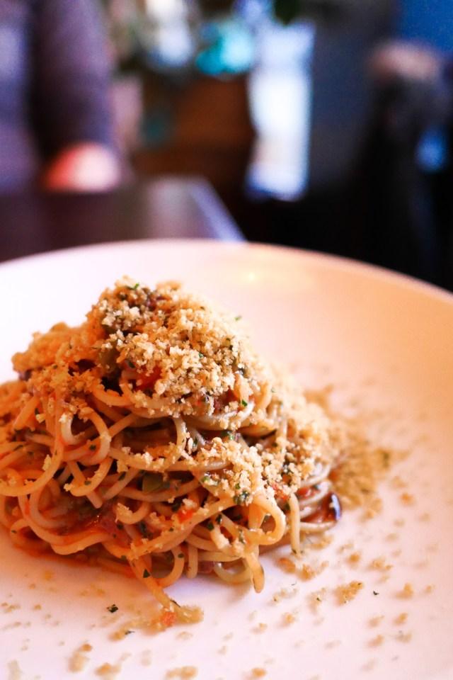 Oca Pastificio - Spaghetti Alla Puttanesca