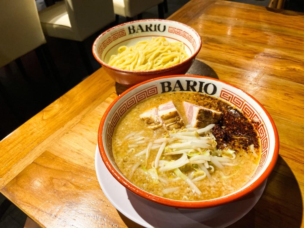Ramen Bario Tsukumen