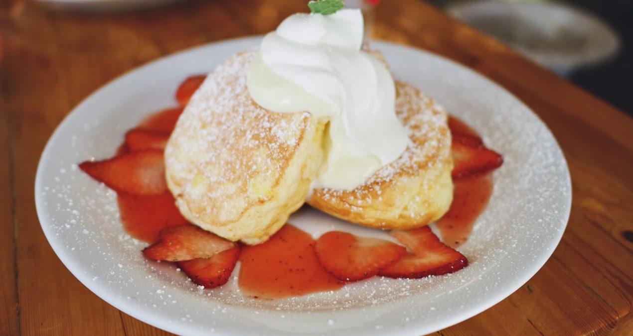 Cream Pot Honolulu – Best Fluffy Pancakes!