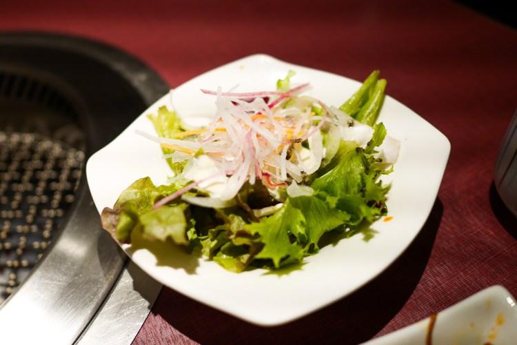 affordable kobe beef in kobe salad