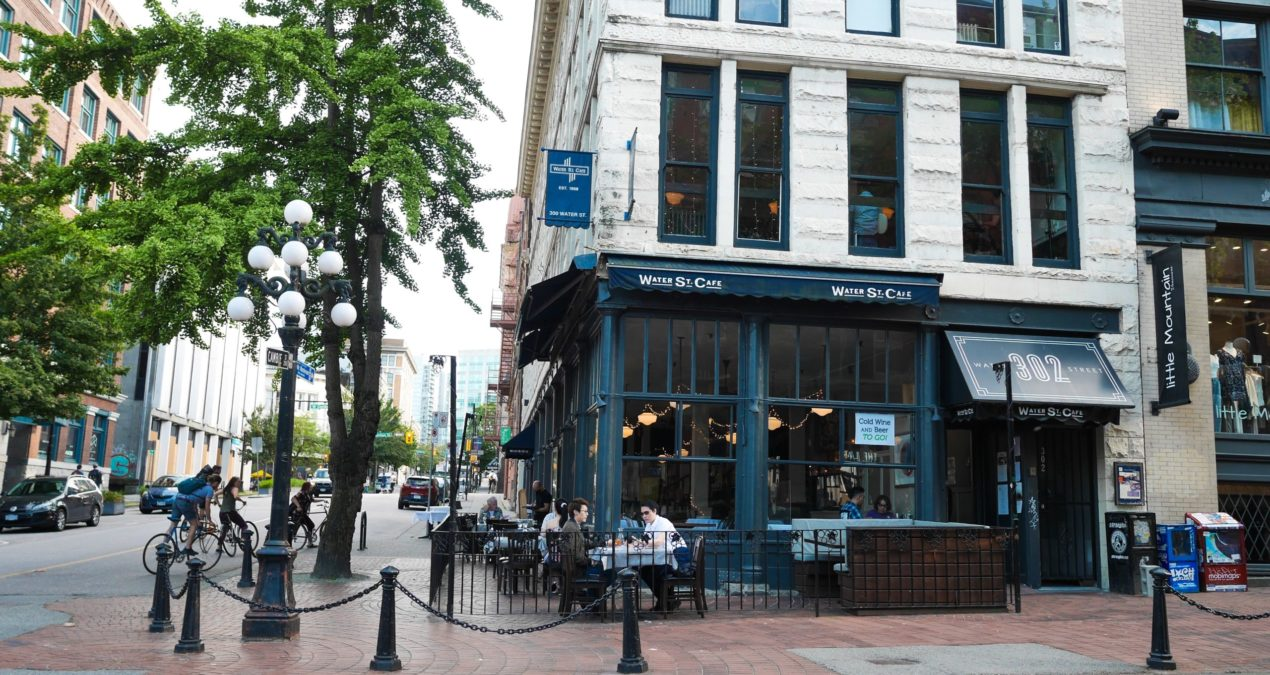 Water St. Cafe – Great Gastown Dining!