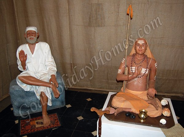 Wax World Museum at Old Goa, Information on the Wax World ...
