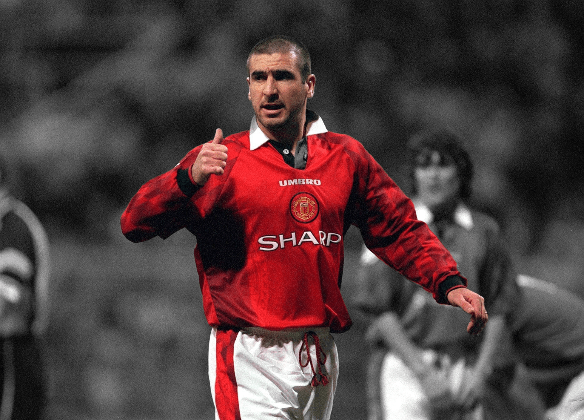 This one is tough for both millennials and gen z'ers! Eric Cantona The Man Who Changed Manchester United S History