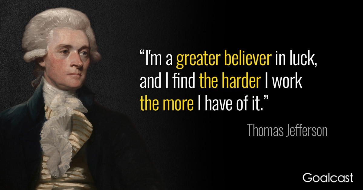 20 Thomas Jefferson Quotes to Help you Build Stronger Principles