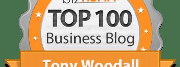 Top 100 Blogger Business Blog 2015 - bizHUMM