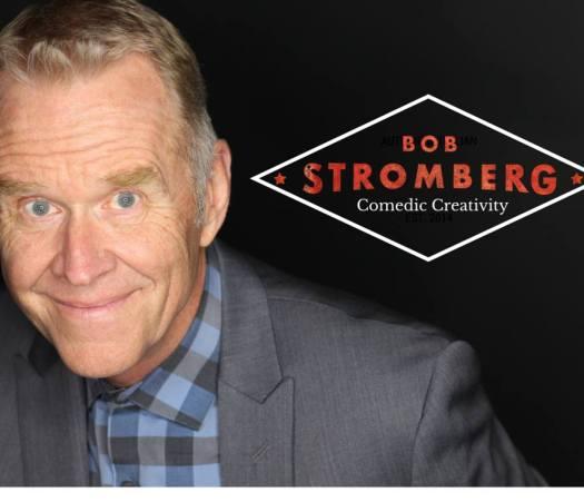 Bob Stromberg Comedic Creativity Banner