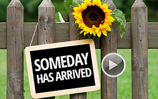 Someday has Arrived Video - 100 Day Challenge