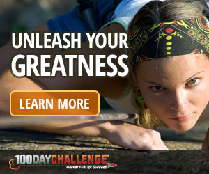 Unleash Your Greatness - 100 Day Challenge