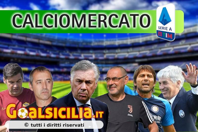 Serie A Tabellone Calciomercato 201920 Acquisti Cessioni