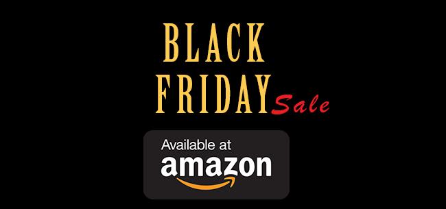 black friday sale on Amazon