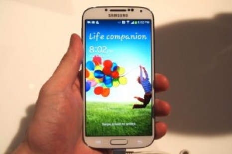 galaxy s4 best android phone of 2013