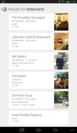 Google Maps Version 7
