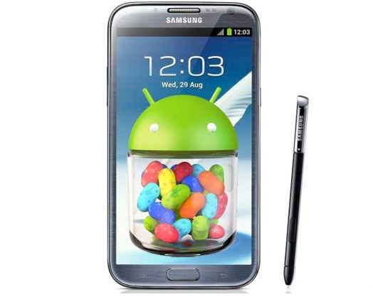 galaxy note ii android 4.3