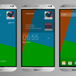 SamsungGalaxyS54 metal design concept
