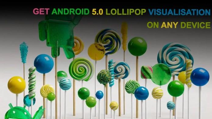 lollipop visualization
