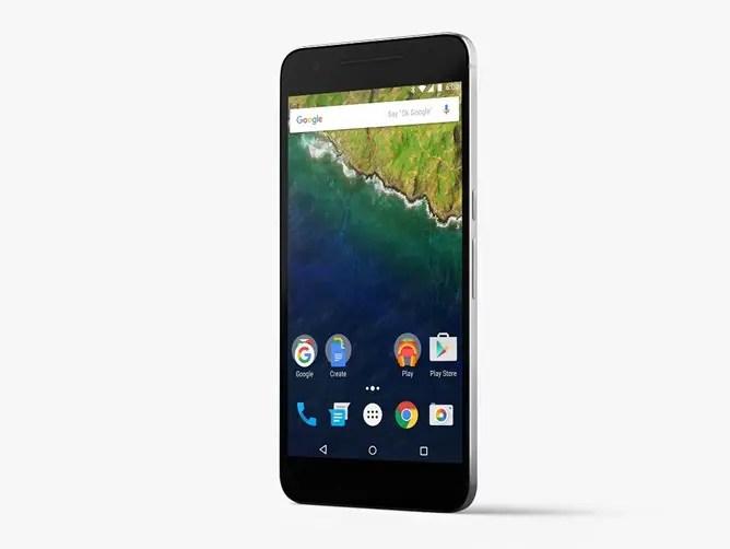 Huawei Nexus 6P images gallery