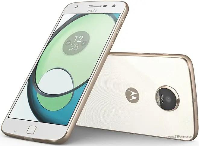 Motorola Moto Z Play sides