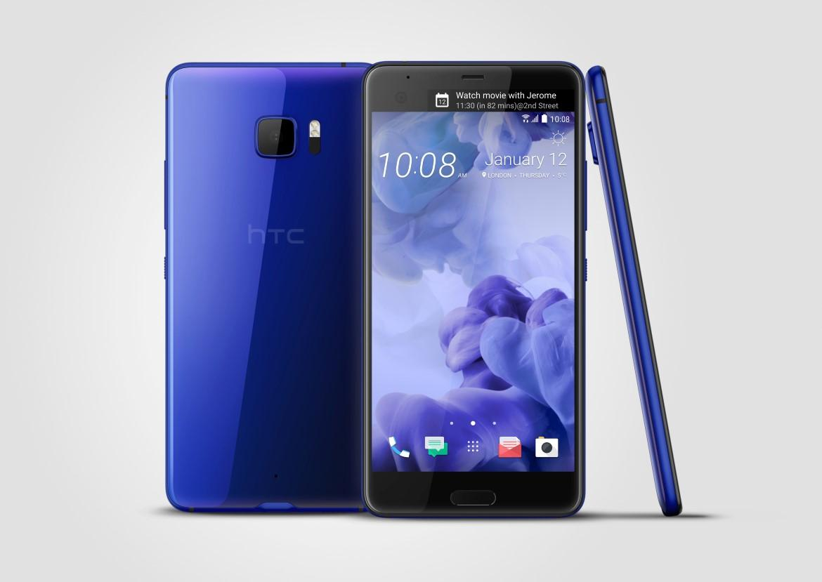 Android 8.0 Oreo is rolling out on HTC U Ultra in India