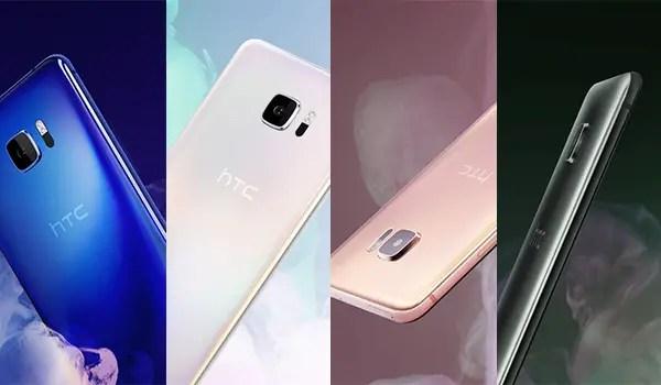 HTC U Ultra sapphire version