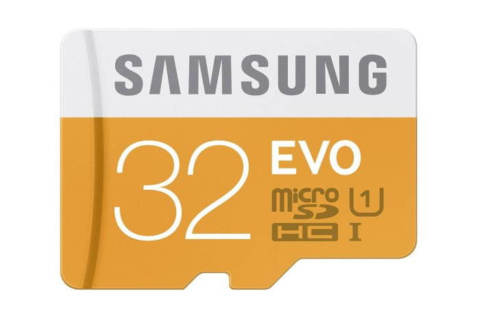 Samsung EVO 32GB Class 10