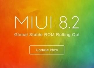 MIUI V8.2.4.0 MCFMIDL