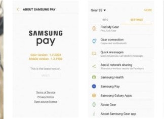Samsung Pay lands on the Gear S2, Gear S3 in the U.K.