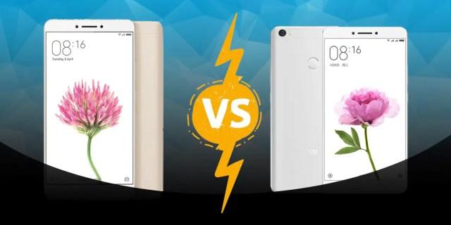 Xiaomi Mi Max Prime vs Xiaomi Mi Max 2 (Large)