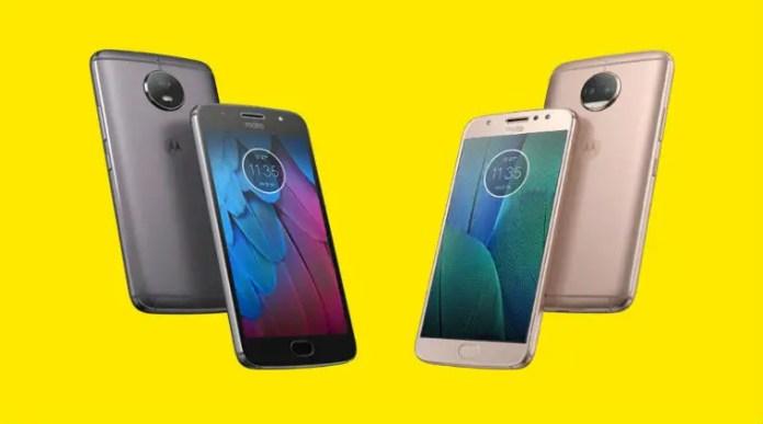 Moto G5S and G5S Plus