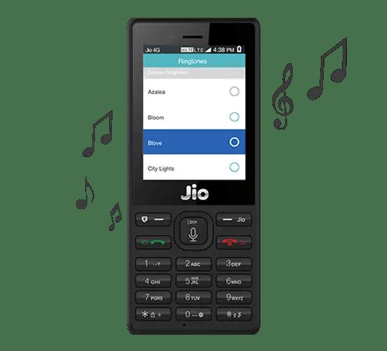 Reliance jio Phone