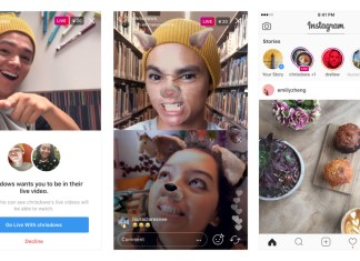 How to add a Friend to your live Story