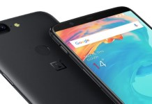 oneplus 5t fingerprint scanner