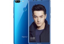 Huawei Honor 9 Lite blue variant
