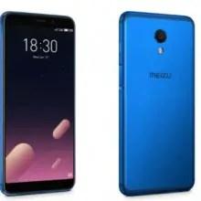 Meizu M6s blue