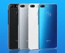 Huawei Honor 9 Lite colors