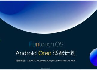 Android 8.0 Oreo Vivo list