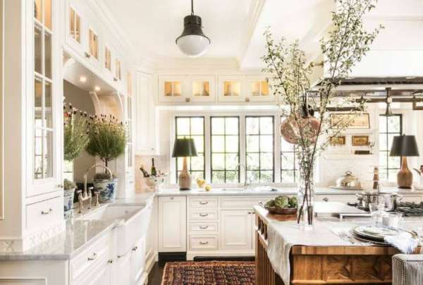 Defining Your Own Style, Kitchen Design: MM Design Consultants, Photo: Anthony Tahlier, via Haute Living USA